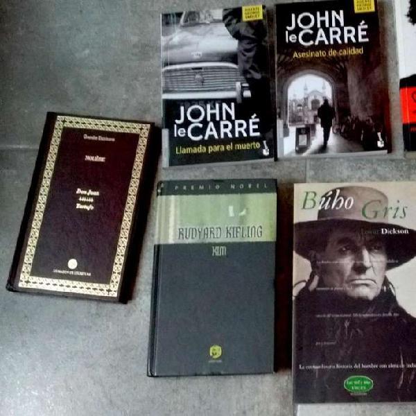 Libros, ver descripción, x unidad ( promo, lleva 3 cosas
