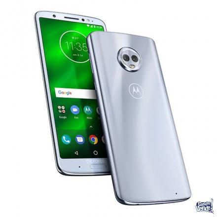 Motorola g6 plus 64gb nuevo libre garantía
