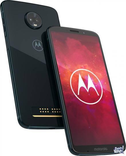 Motorola moto z3 play 64gb - nuevo libre garantía