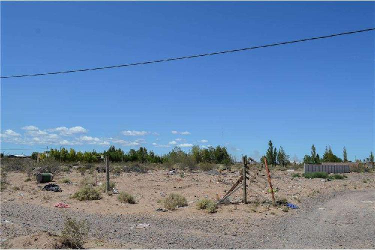 Venta de terreno comercial neuquen capital pin