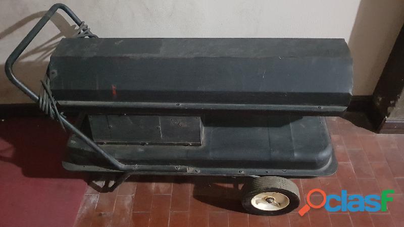 Calefactor usado a la venta.