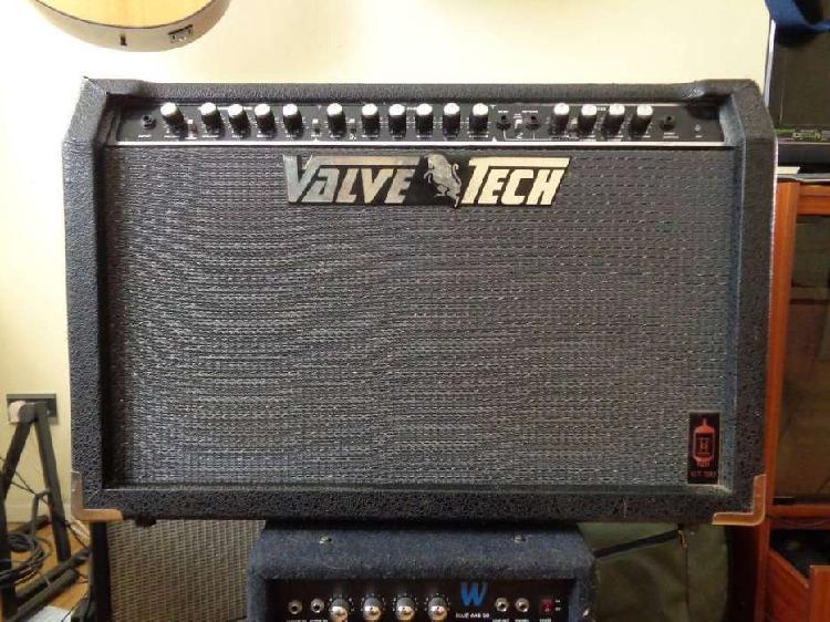 Amplificador guitarra valvetech