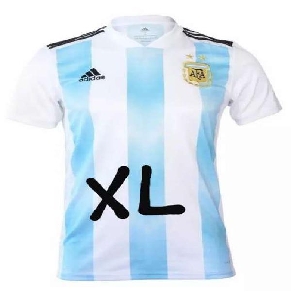 Adidas seleccion argentina talle xl nuevos con etiqueta