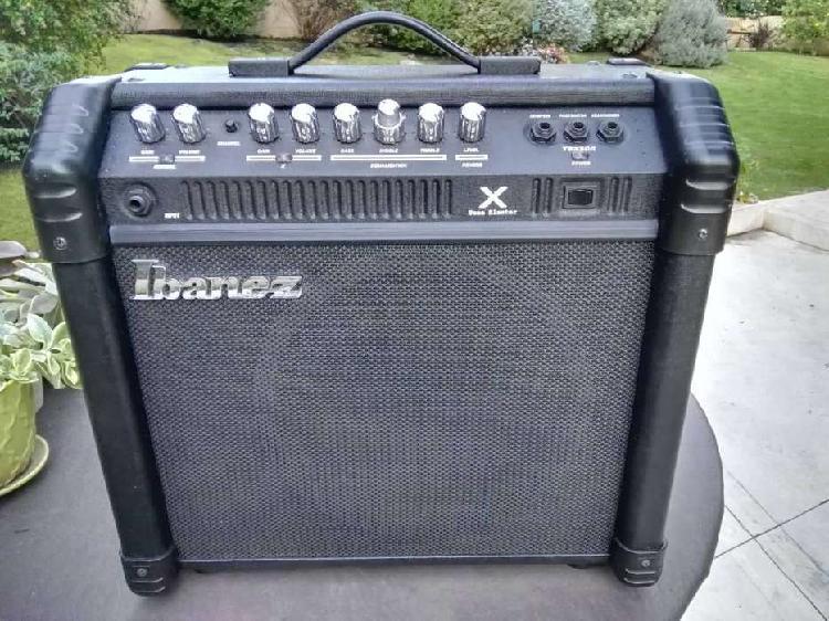 Amplificador p/ guitarra ibanez tbx30r igual a nuevo .