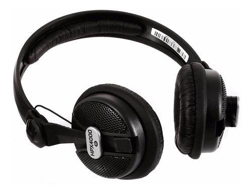 Auricular behringer hpx 4000 dj cerrado audio profesional