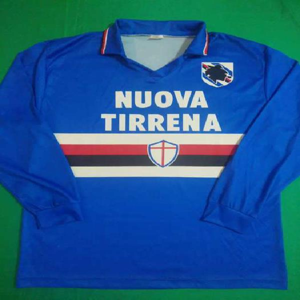 Camiseta sampdoria italia