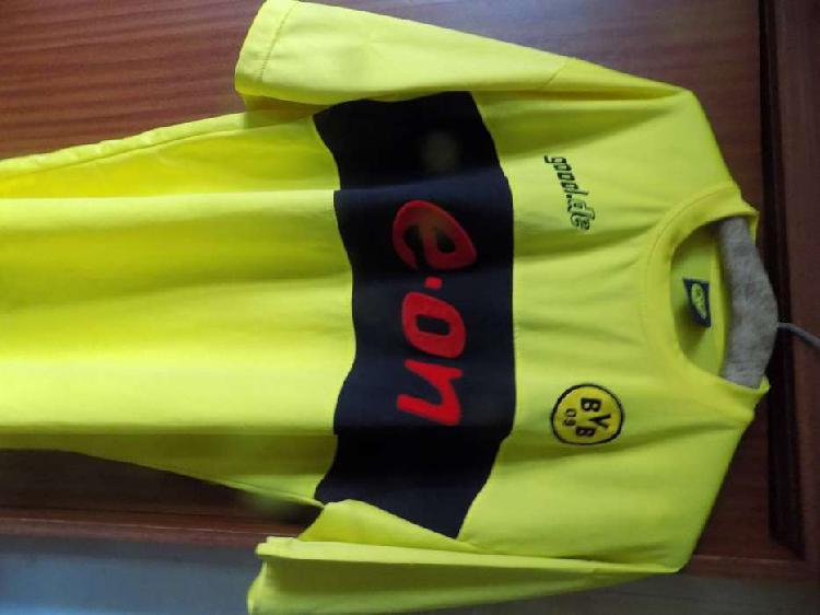 Camiseta del borussia dortmund `goool` 2002 - 2003 talle xl