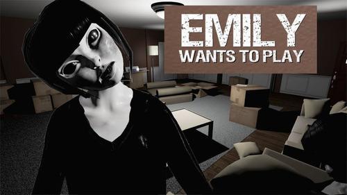Emily wants to play 1 y 2 ps4 juegos terror / 1 entrego hoy