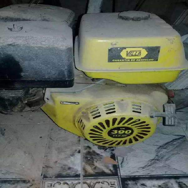 Motor villa a reparar