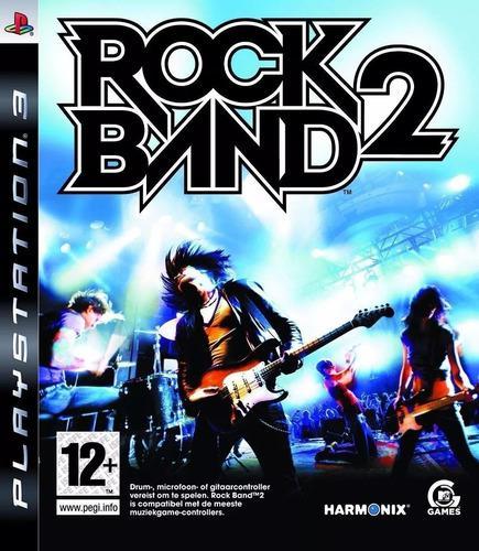 Rock band 2 ps3 juego original fisico