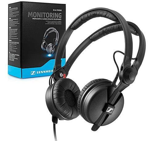 Sennheiser hd 25 auricular ideal estudio grabacion dj