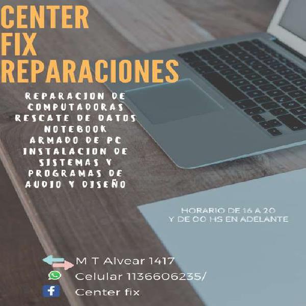 Service de computadoras