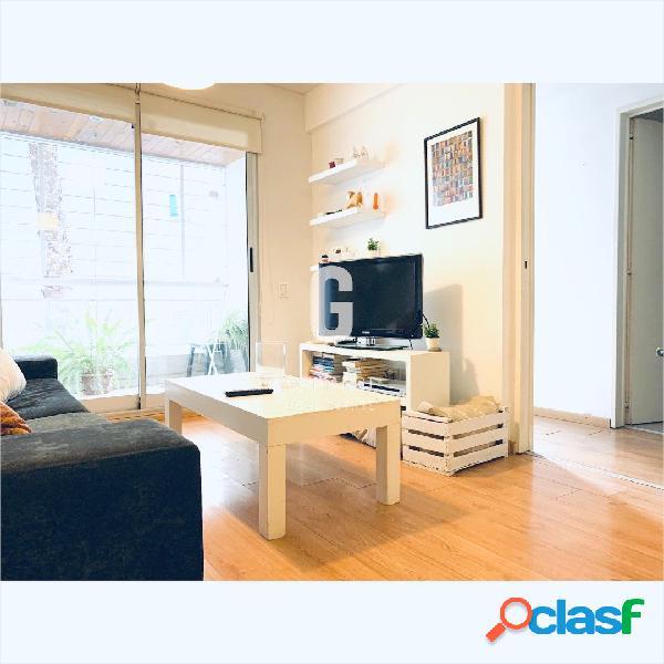 2 ambientes|cochera fija |pileta, parrilla y laundry |11 de septiembre 2500