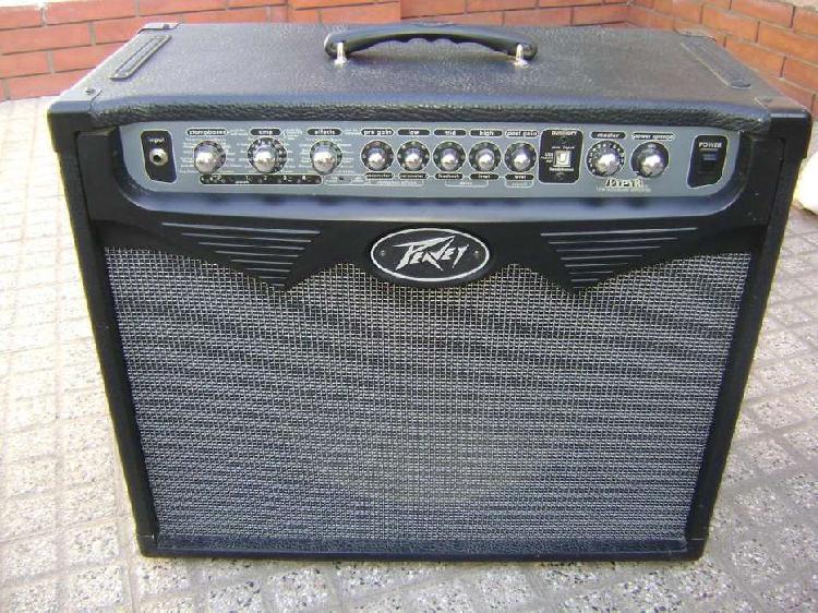 Amplificador de guitarra peavey vypyr 75 w pedal sampera i