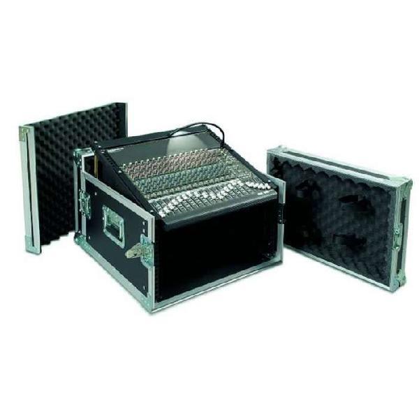 Anvil case rack proel combo sa08 para consola 5 unidades