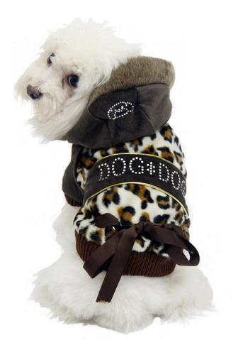 Campera chaleco ropa abrigo perro. unicas*