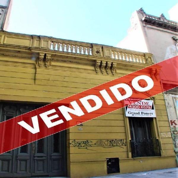 Chacabuco 1360 - casa en venta en san telmo, capital federal