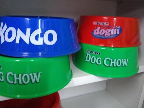 Comederos para perros x3 unidades