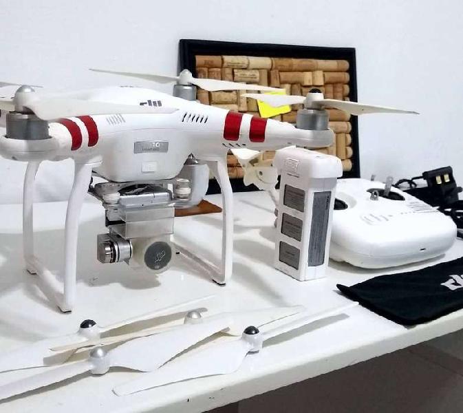 Consegui tu propio - drone modelo phantom 3 standard.