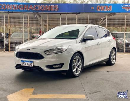 Ford focus 2.0 se plus automatico 2016 - 1ra mano! impecable