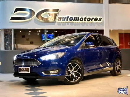 Ford focus titanium 2.0n at | 72.000 km | 2017