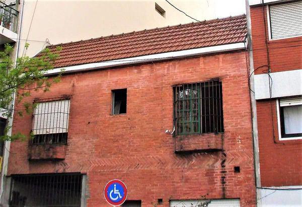 Loyola 440 - lote en venta en villa crespo, capital federal