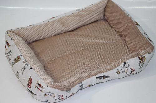 Moises cucha cama para perro/gato 50x10x35 cm small