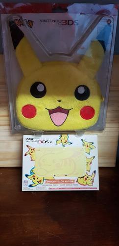 Nintendo new ds xl. pokemon