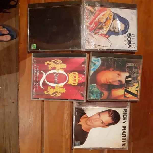 Vendo cd originales