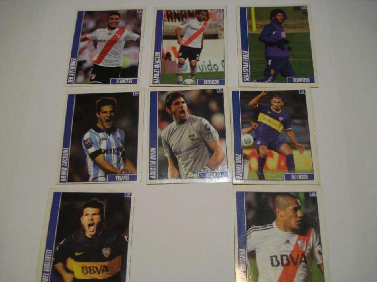 Figuritas futbol argentino x42u. ( 2013/ 14)