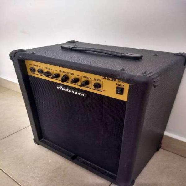 Amplificador anderson 35b
