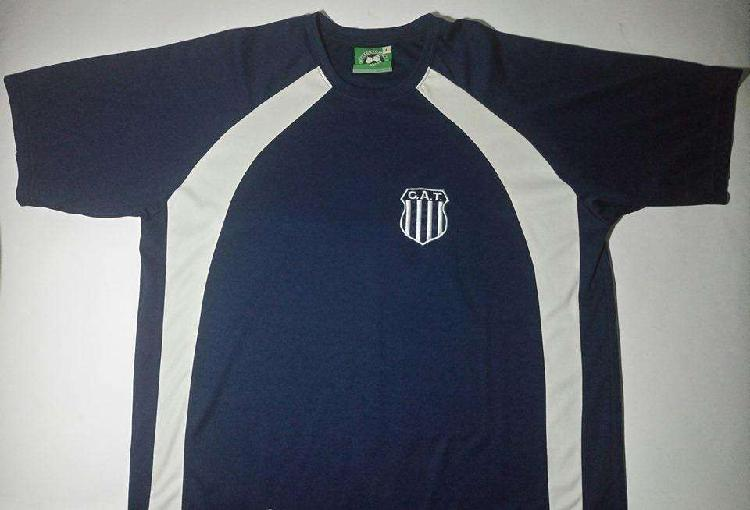 Camiseta de fútbol talleres sin uso talle l