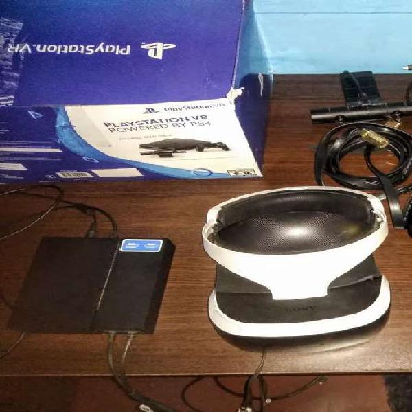 Cascos de realidad virtual vr