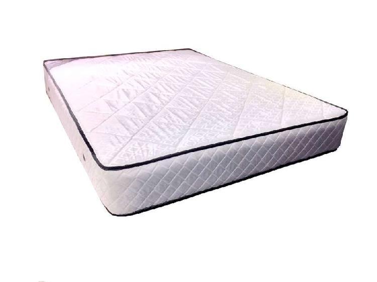 Colchón meyer resortes tela jackard 140x190/mar del plata