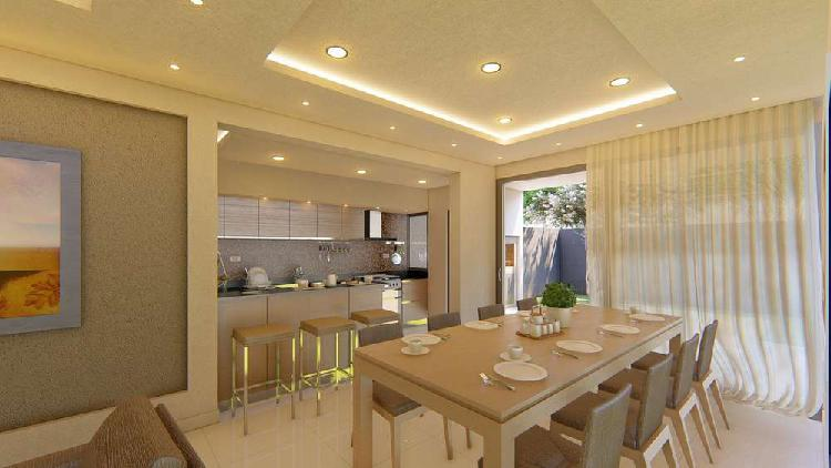 Duplex 3 dorm llave en mano u$d 43000 (ref 345684) jpr