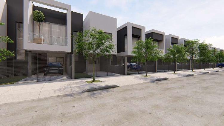 Duplex 3 dorm llave en mano u$d71854 # r 339736