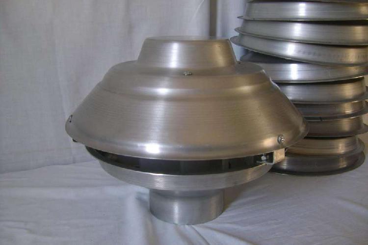 Extractor satelital de 4 pulgadas