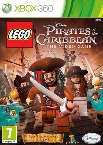 Juego piratas del caribe lego xbox 360 nuevo