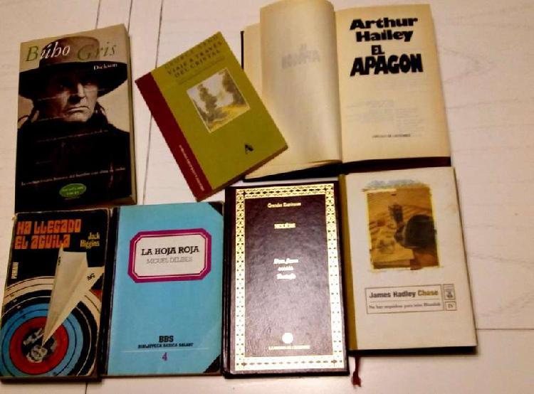 Libros x unidad, ver títulos que quedan en descripción