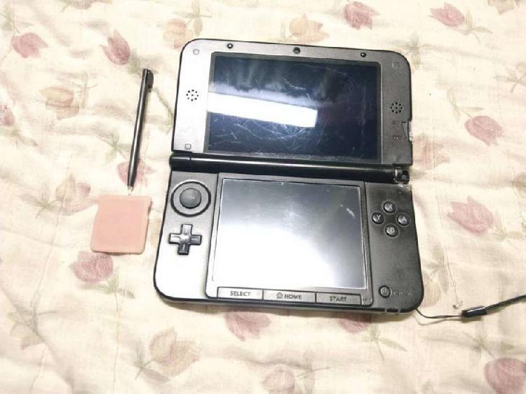Nintendo 3ds xl flasheada (leer bien descripción)