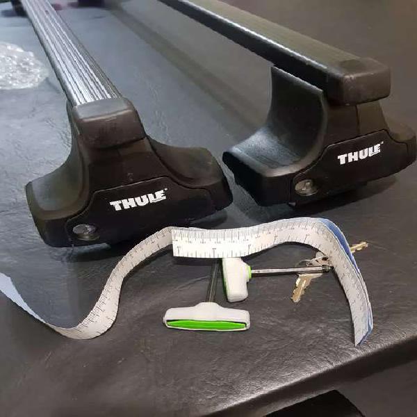 Porta equipajes thule para nuevo vw polo