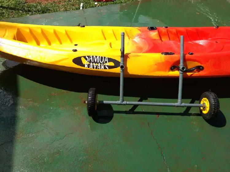 Vendo kayak famili para 3/4 personas