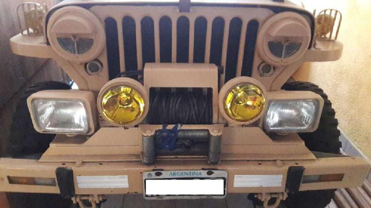 Venta jeep willys