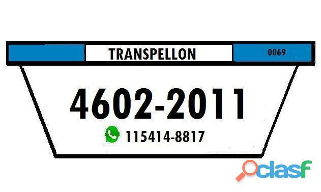VOLQUETES TRANSPELLON ALQUILER 4602 2011