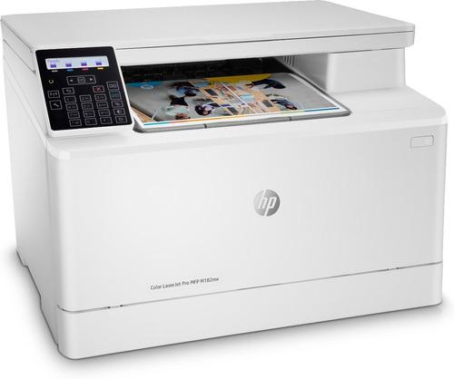 Impresora multifunción hp color laser jet m182nw m182 m180