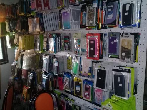 Lote accesorios de celular fundas - flip cover