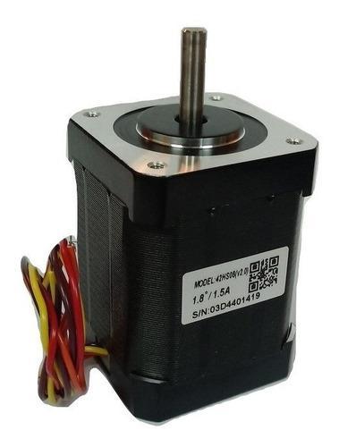 Motor paso a paso nema 17 alto torque 70 ncm - 7.1 kgcm