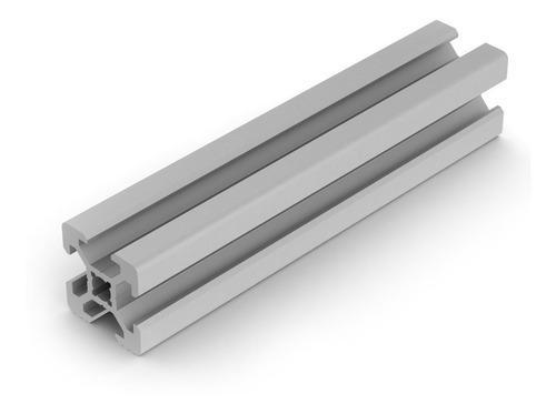 Perfil aluminio 2020 1 mt tipo bosch impresora 3d cnc v slot