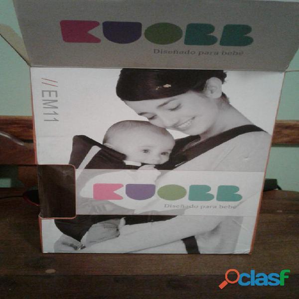Portador de bebes marca kuobb (nuevo)
