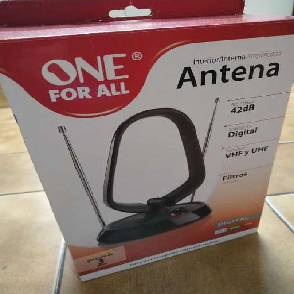 Antena de tv digital tda